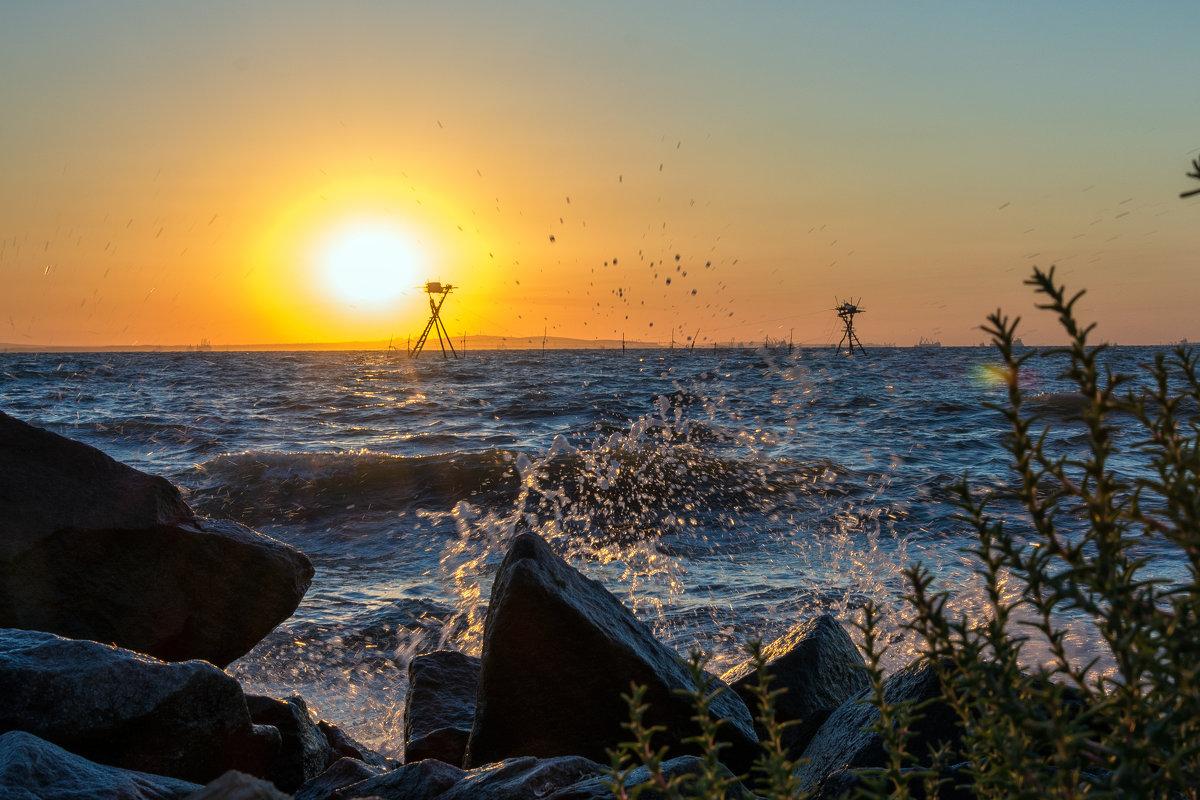 Рассвет в Керчи - Ольга
