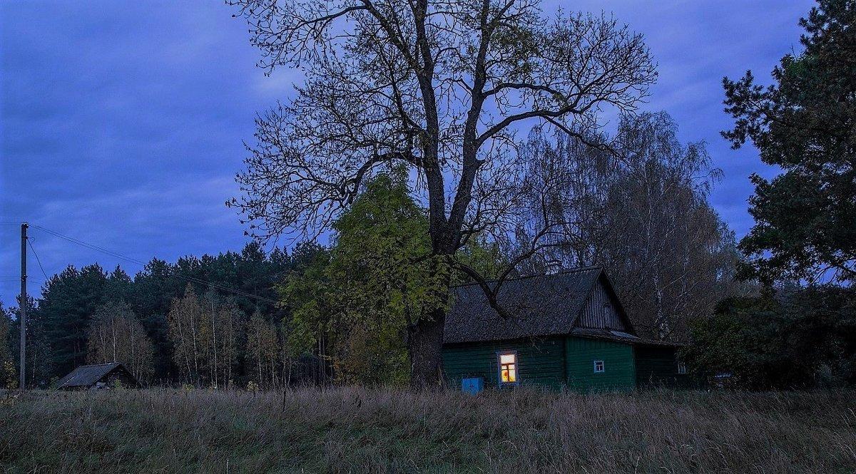 вечер в деревне - валерий попов