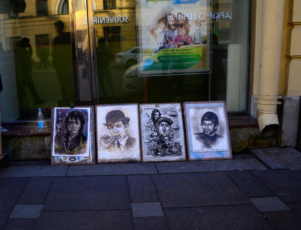 Знакомые лица - Viktor Pjankov