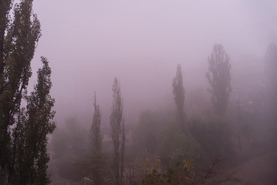 Сиреневый туман.... - Инга Мысловская