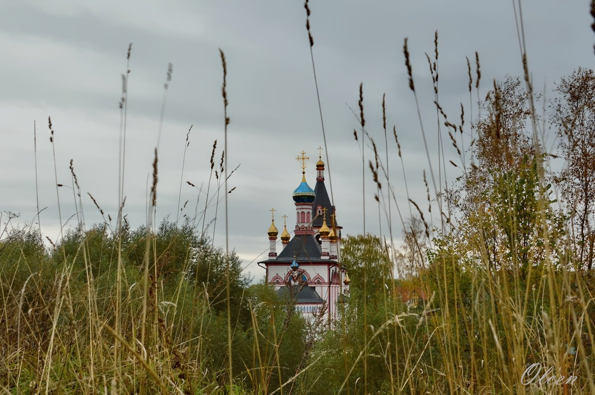 Осень в Переславле - Olcen - Ольга Лён