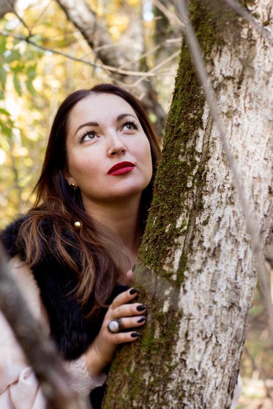 Осенняя прогулка по незнакомому лесу - Анна