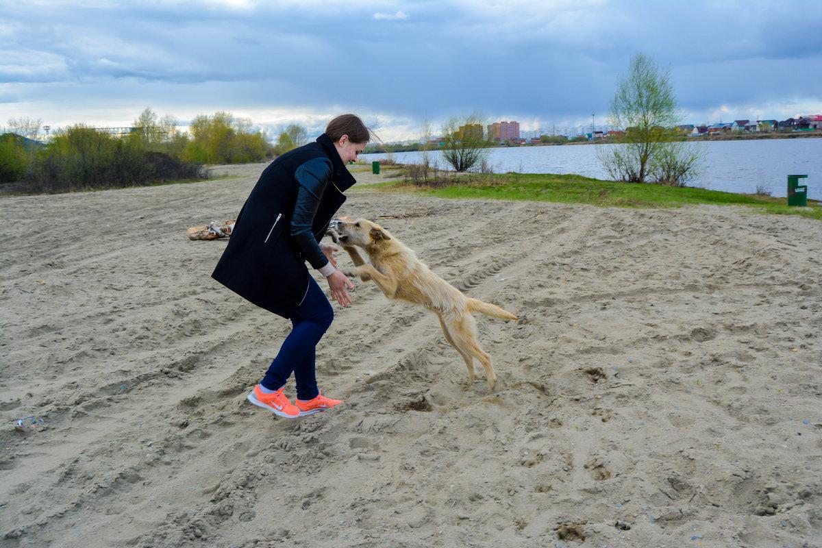 Заигралась с собакой - Света Кондрашова