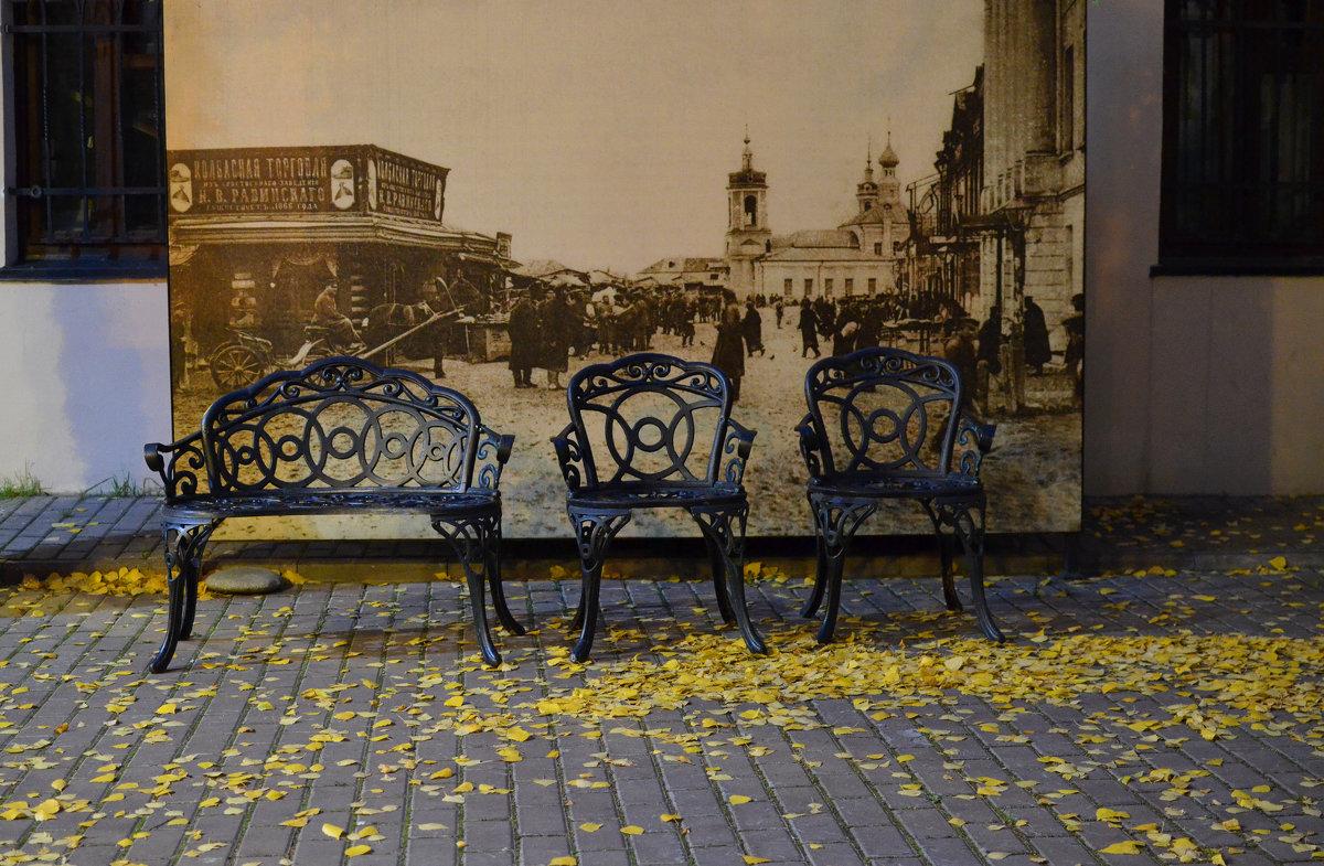 Коломенский дворик (Старый город) - NICKIII Михаил Г.