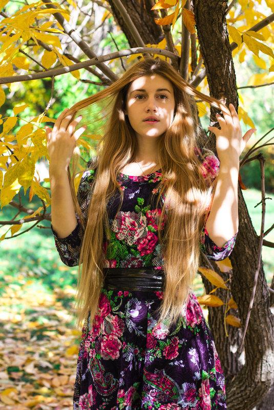 Волшебная осень - Фото Яника