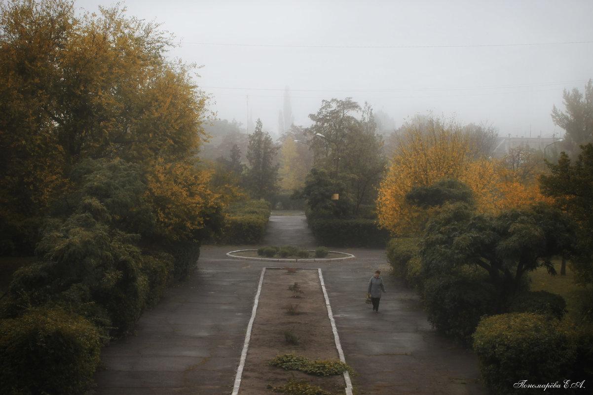 Туман - Екатерина Пономарева
