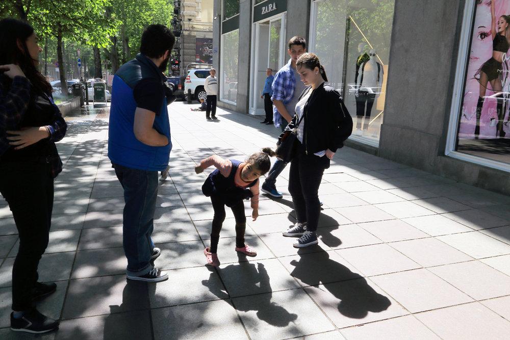 уличный танец - Лидия кутузова