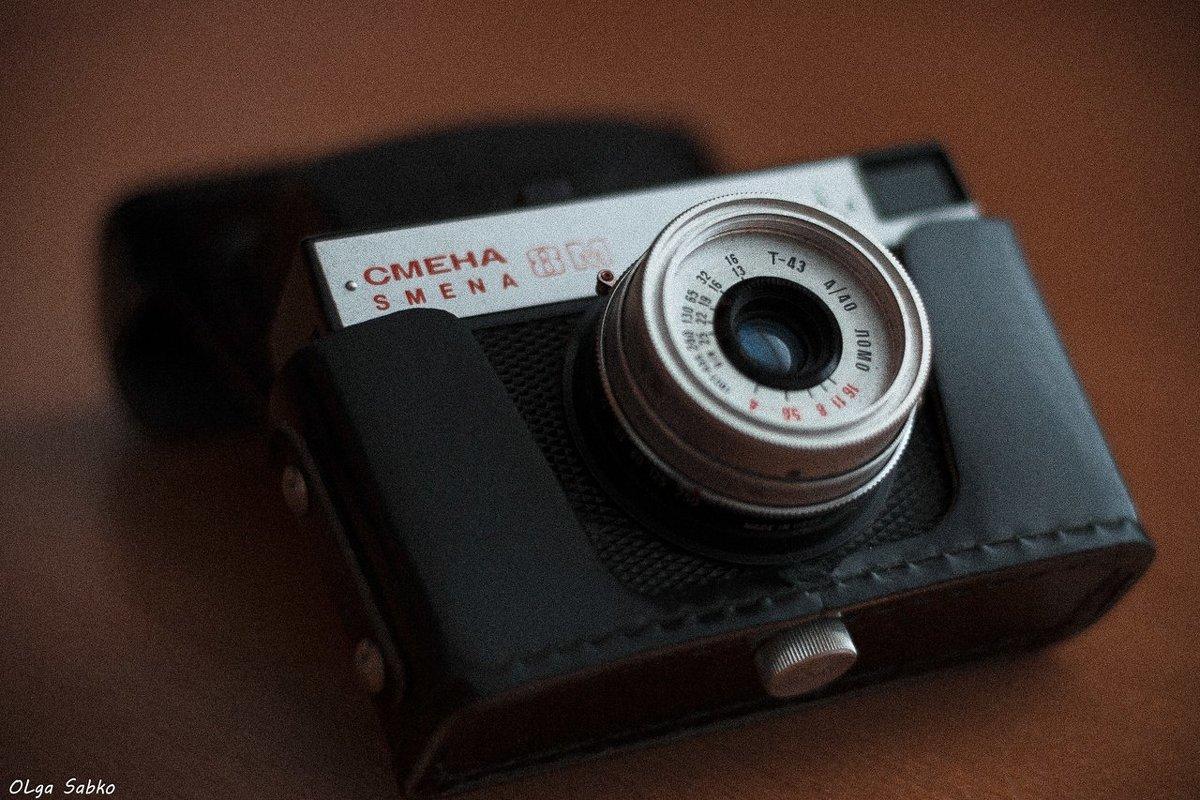 Раритет, советский фотоаппарат - Ольга Сабко