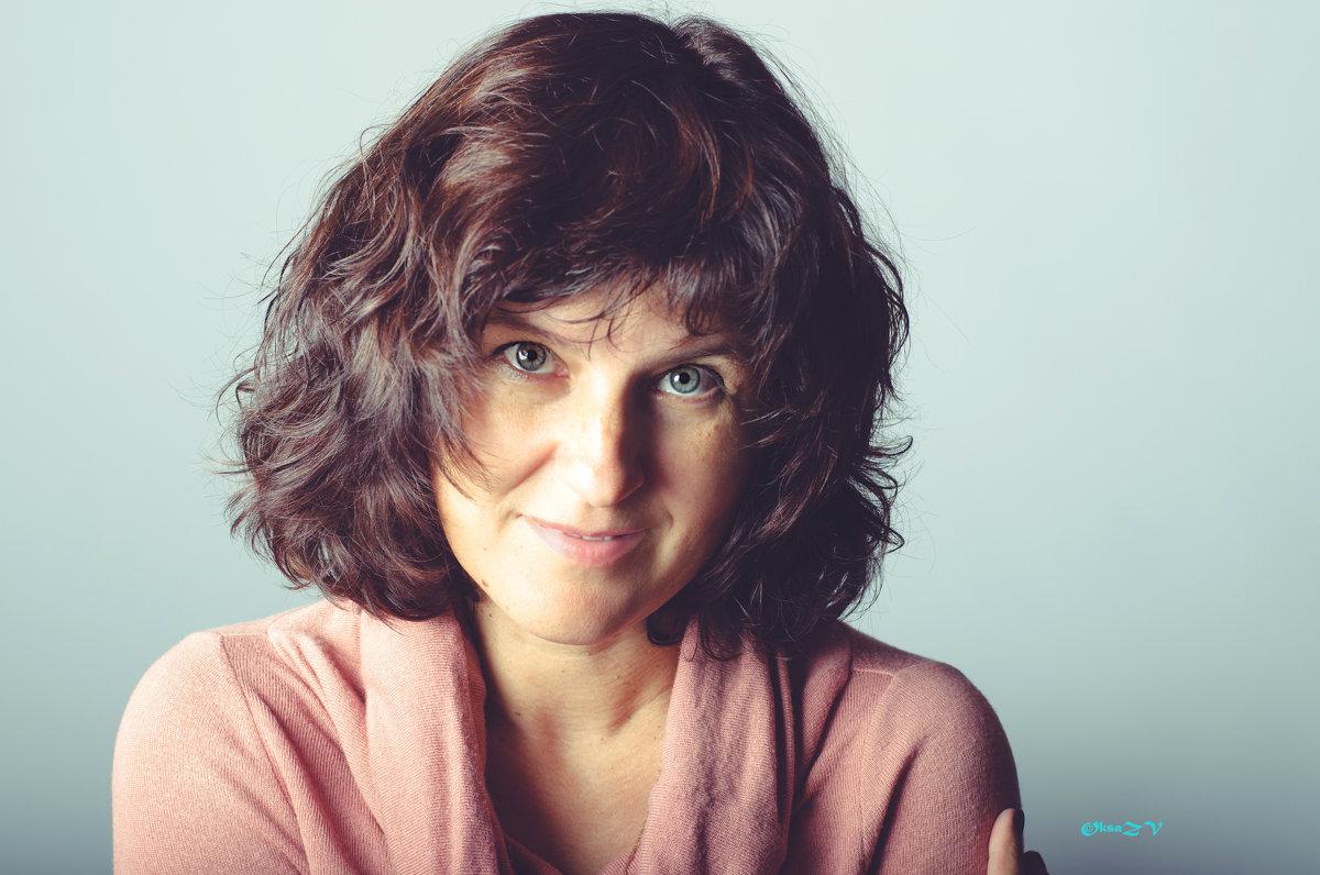 Автопортрет - Оксана Грищенко