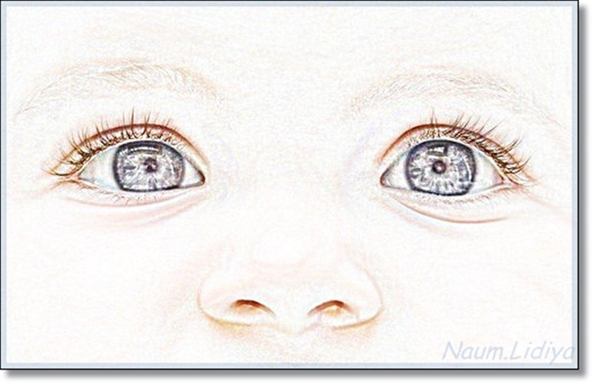 Познающие мир глаза ребенка - Лидия (naum.lidiya)