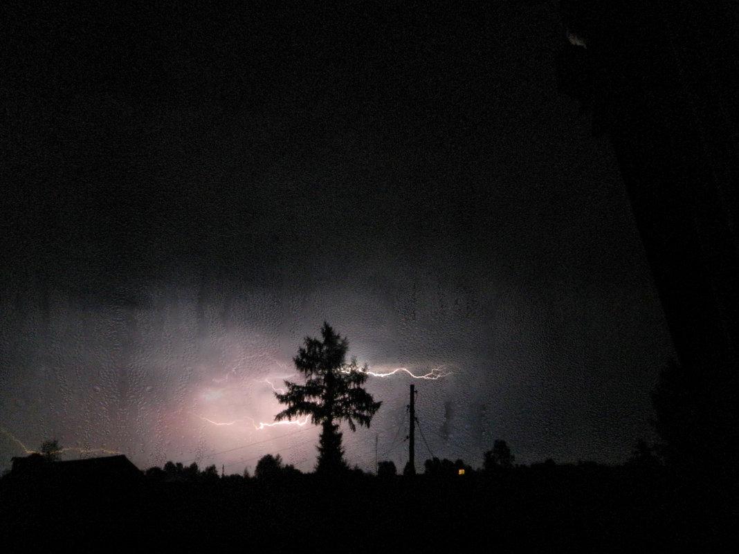 Lightning - Maggie Aidan
