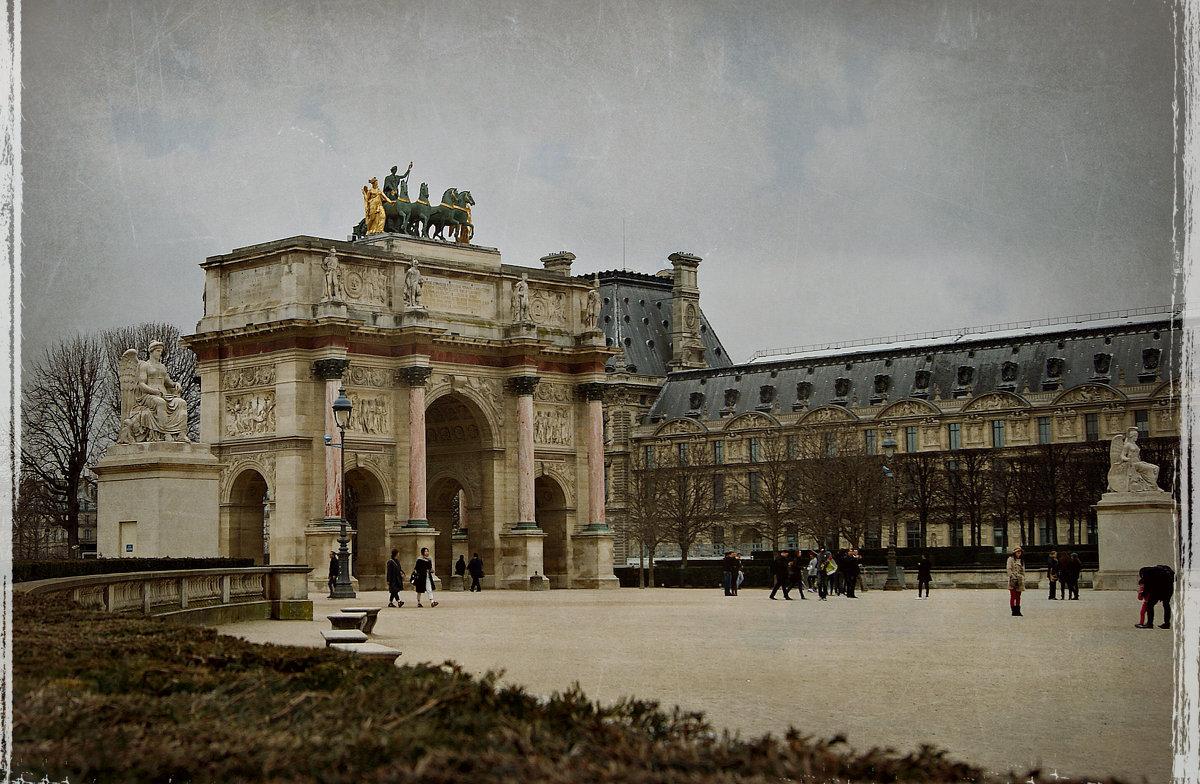 Париж - Galina Belugina