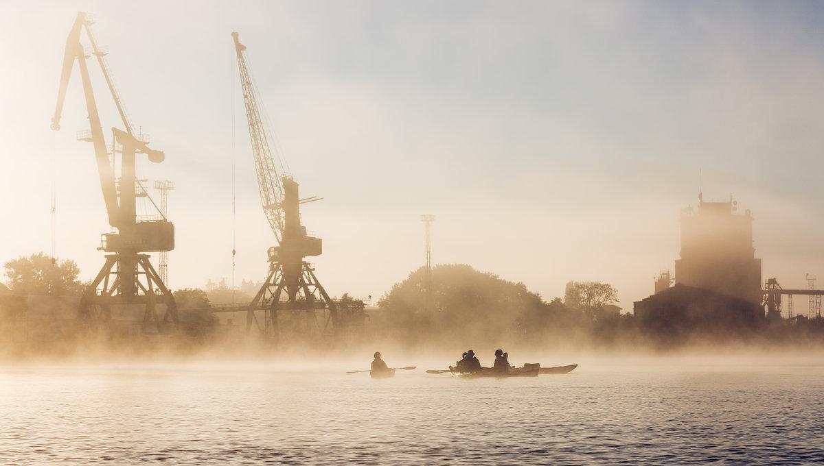 Утро - Максим Шинкаренко