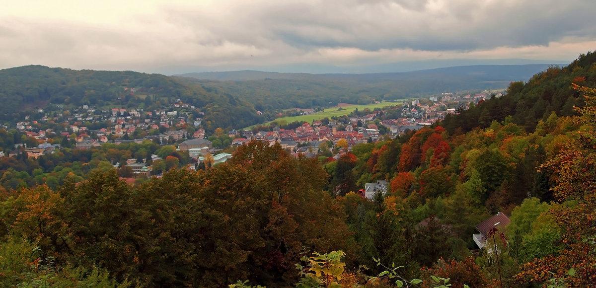 Осень в Баварии - Alexander Andronik