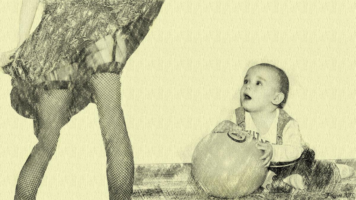 Внучёк - мужичёк - Андрей Щетинин