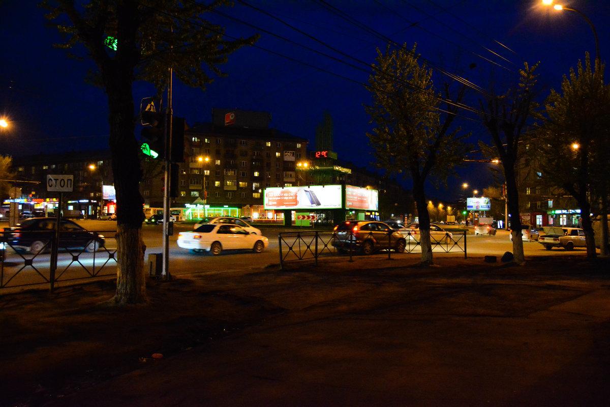 Вечерняя площадь - Света Кондрашова