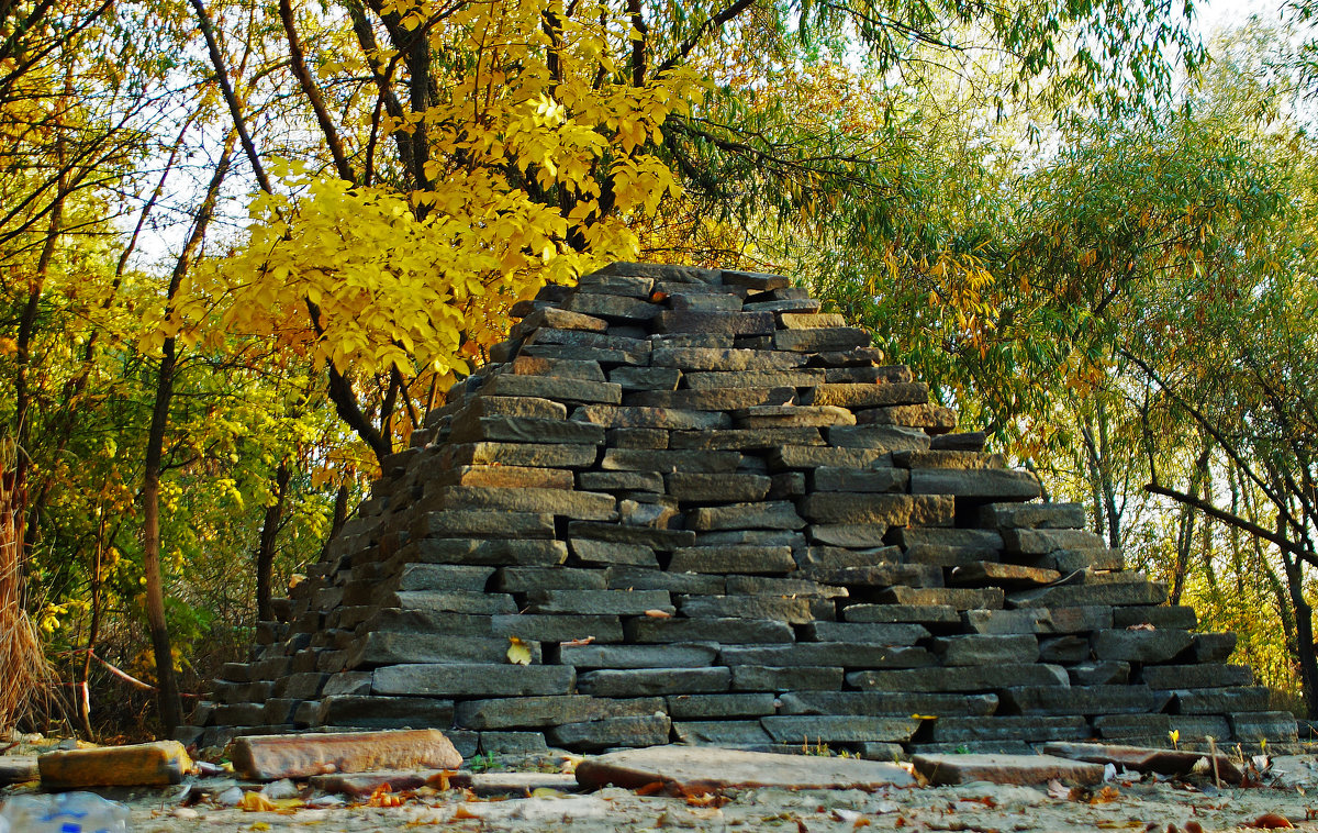 пирамида - валентин яблонский