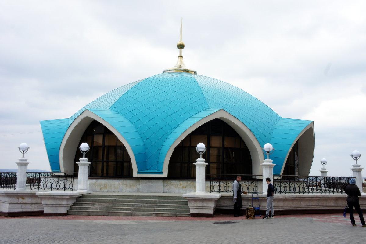 Здание пожарной части («тюбетейка») - Елена Смолова