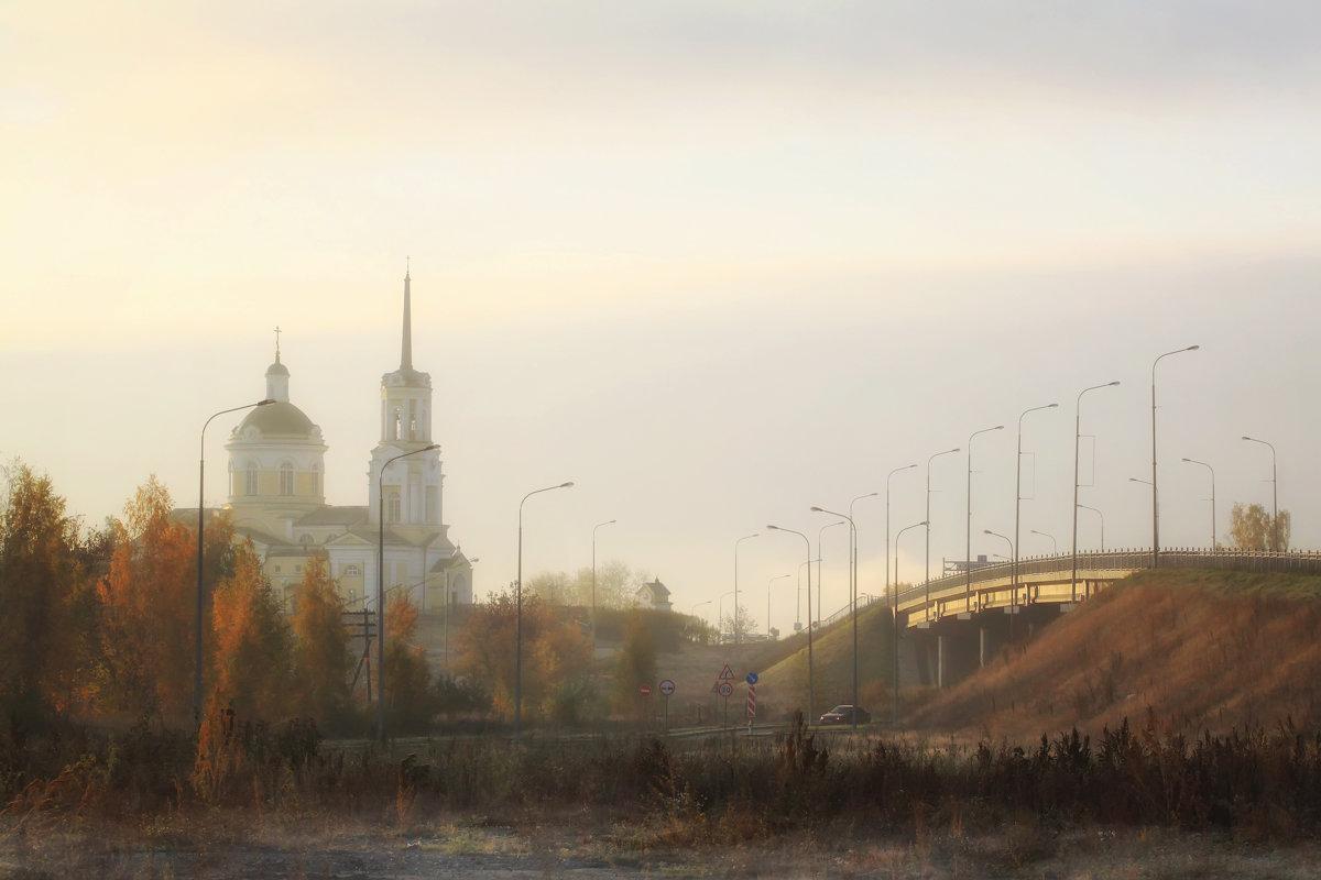 Храм Успения Пресвятой Богородици - Георгий Рябов