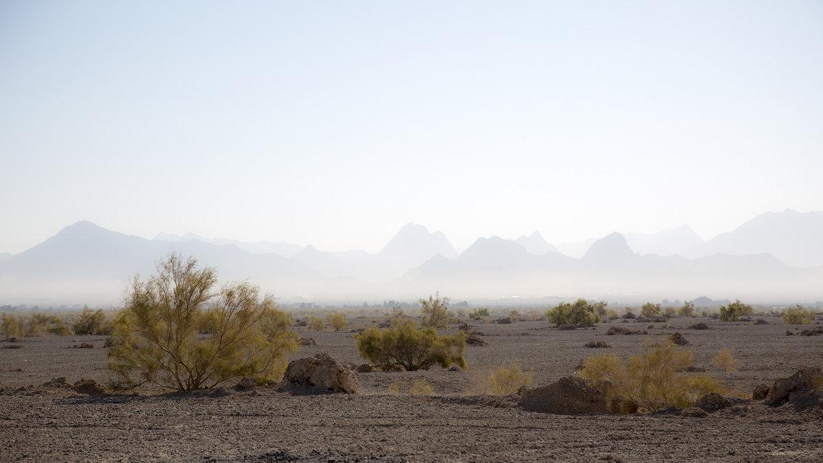 Миражи пустыни. Иран - Владимир Печенкин