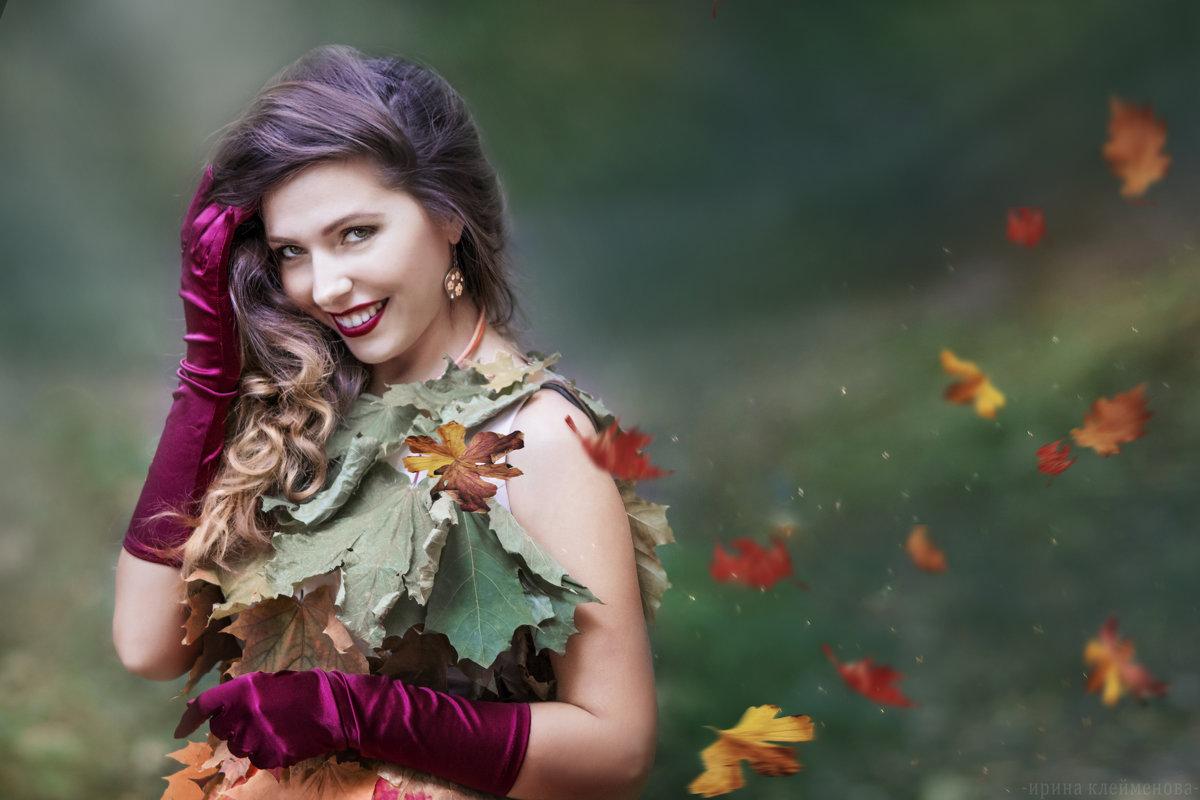 осень - Ирина Клейменова
