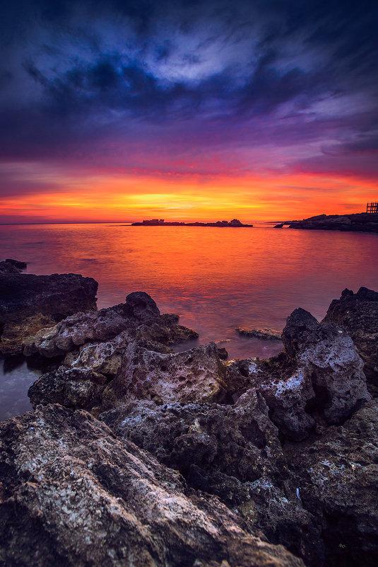 Kyrenia sunrise - Ruslan Bolgov