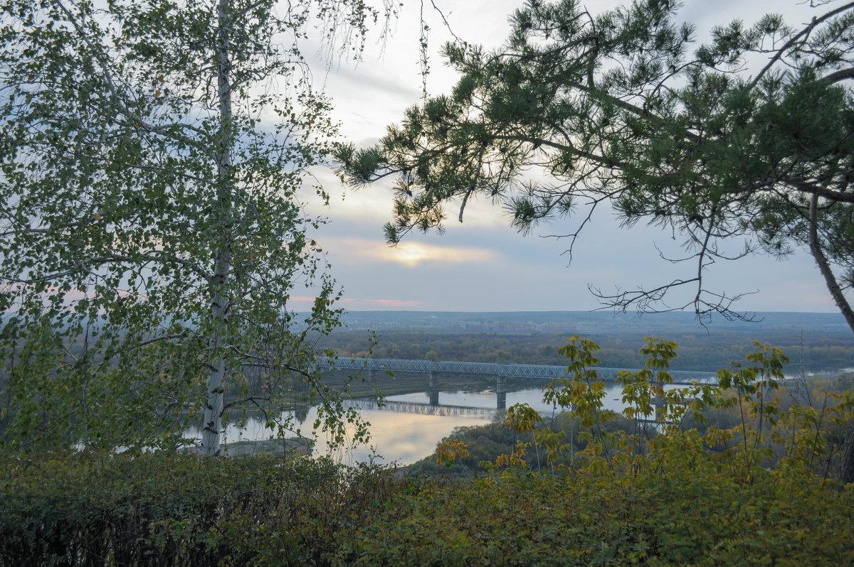 Вечер на реке белой - Сергей Тагиров