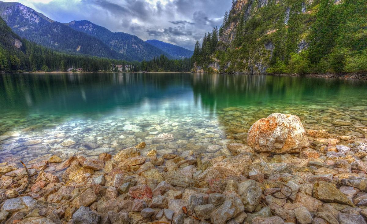 Прекрасное озеро Брайес - михаил