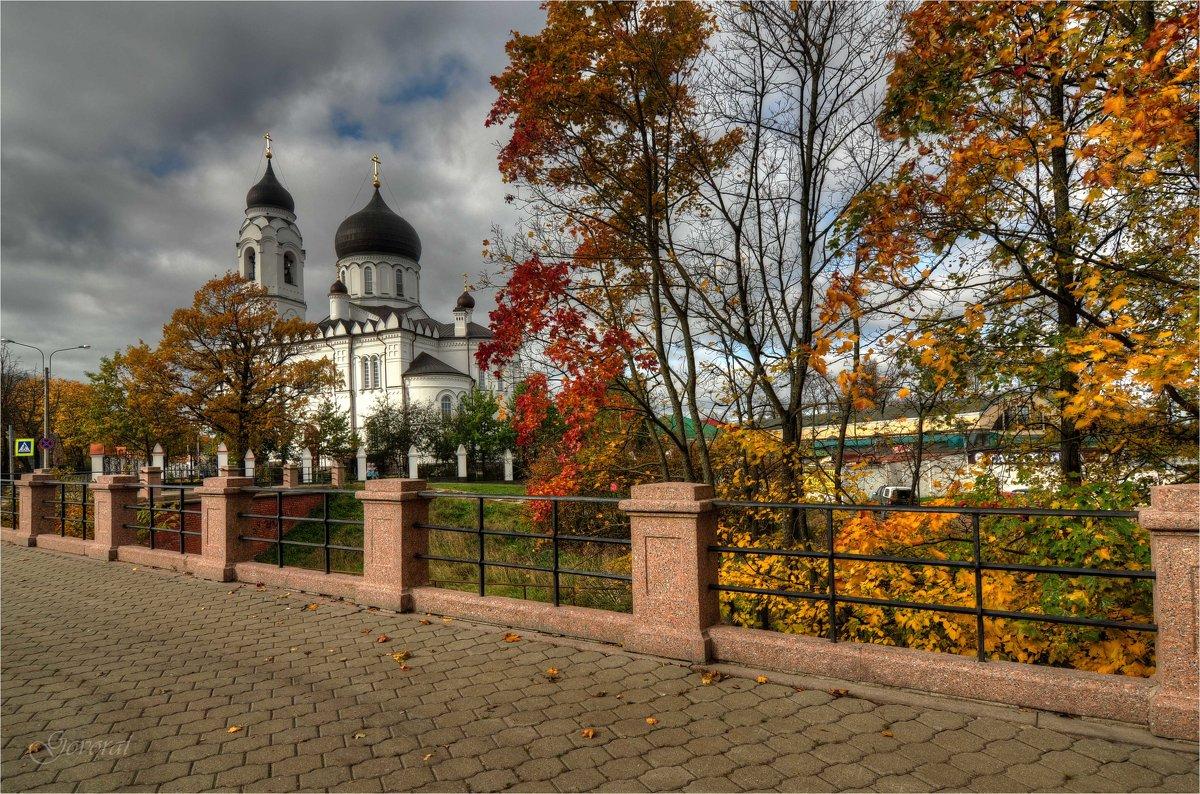 Собор св. Архангела Михаила - Алексей Говорушкин