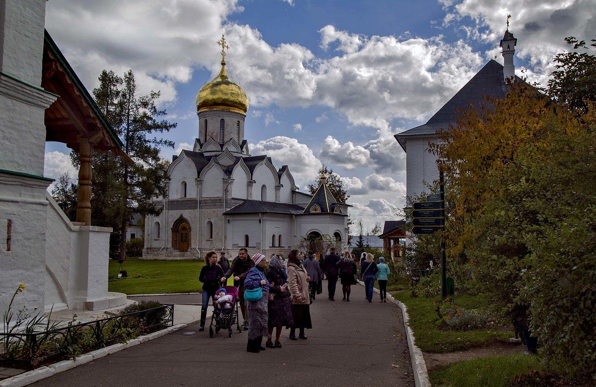 Саввино-сторожевский монастырь....Звенигород. - Viacheslav Birukov
