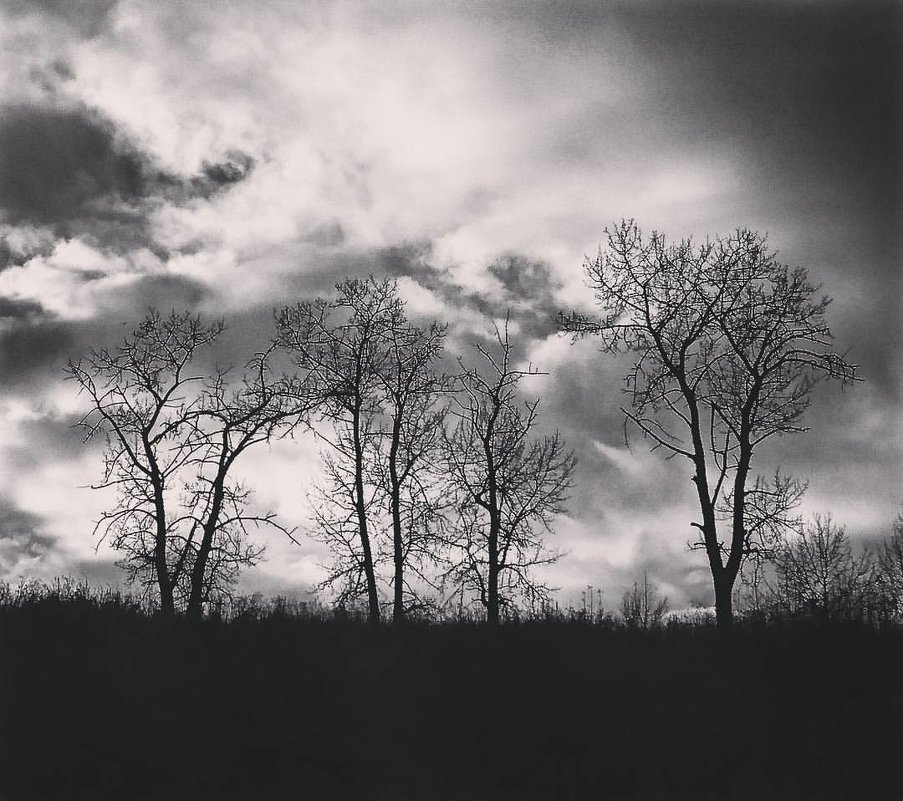 Мрачная осень - Дмитрий MusiKc
