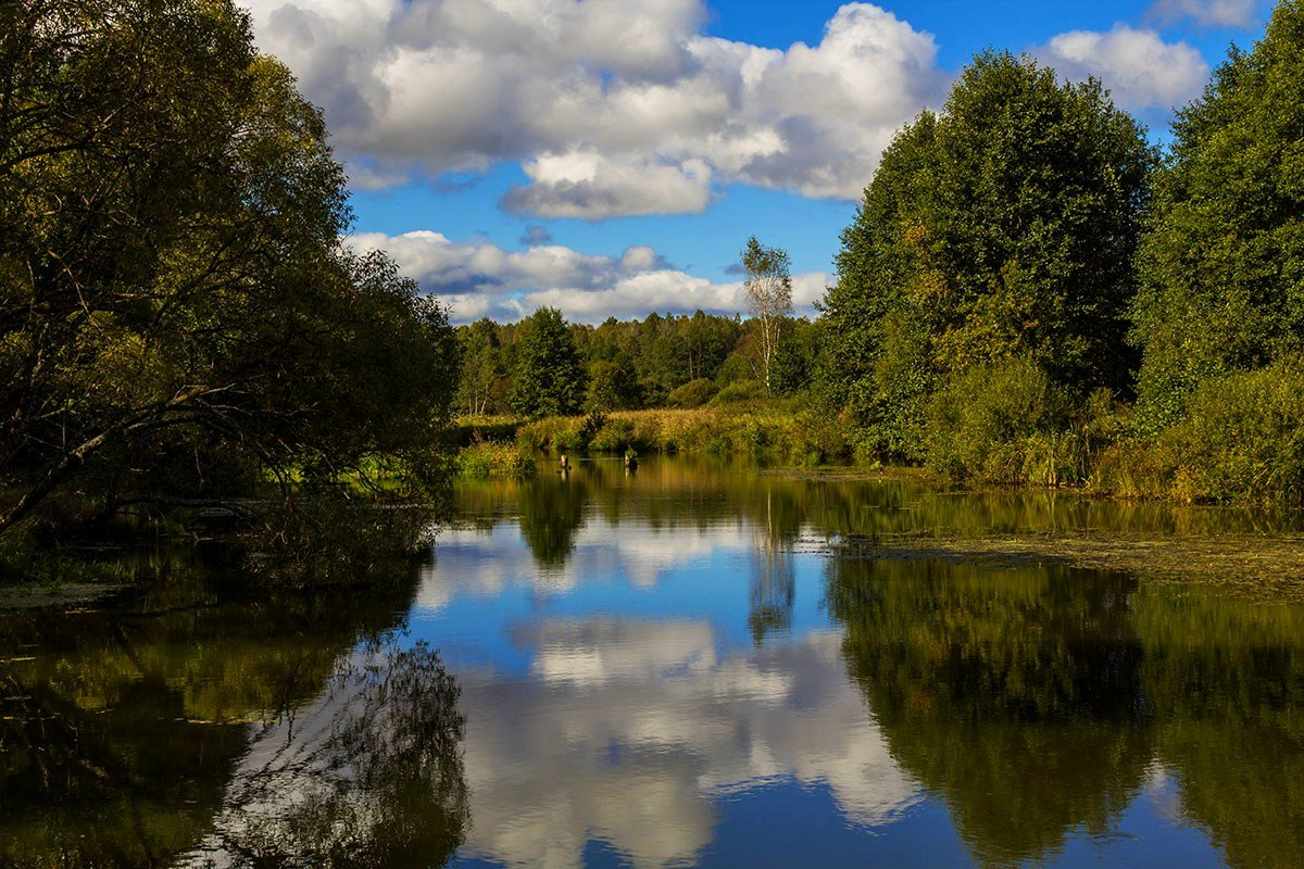 Река и небо - Александр