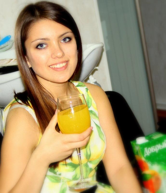 пейте соки - Марина