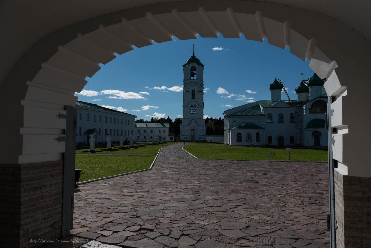Монастырь Александра Свирского - Ирина Малышева