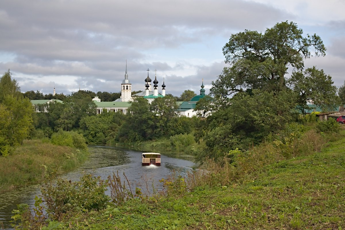 Прогулка по реке - Константин