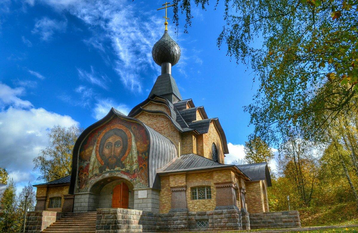 Храм - усыпальница - Милешкин Владимир Алексеевич