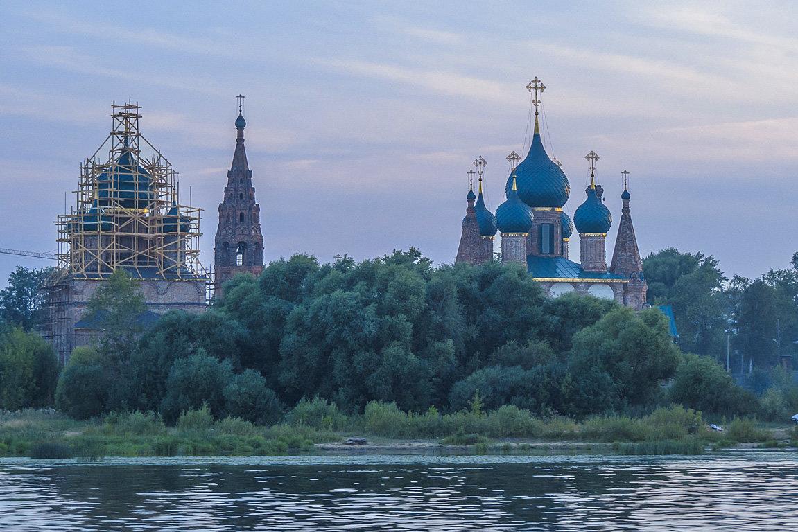 Вечерний берег - Сергей Цветков