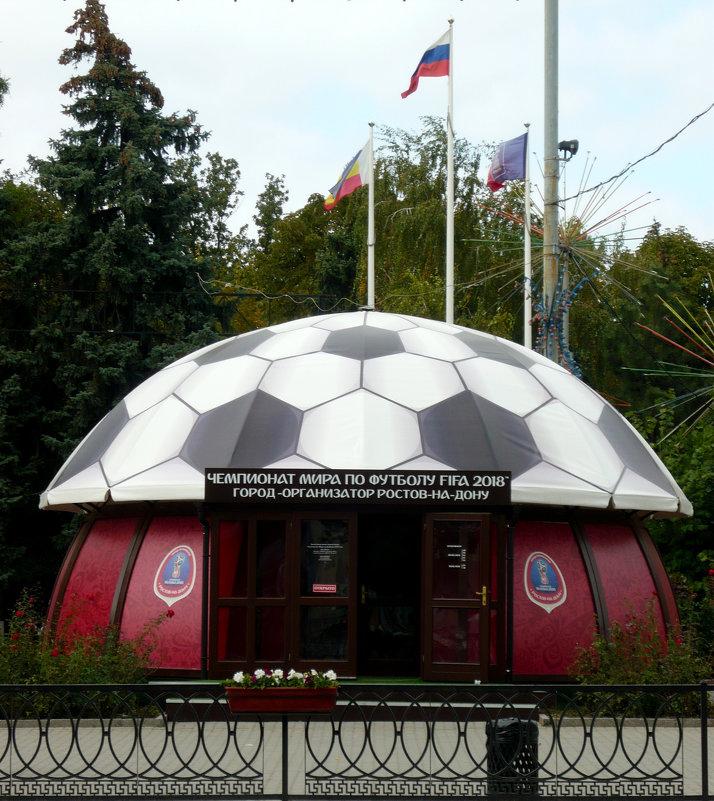 К чемпионату мира - Надежда