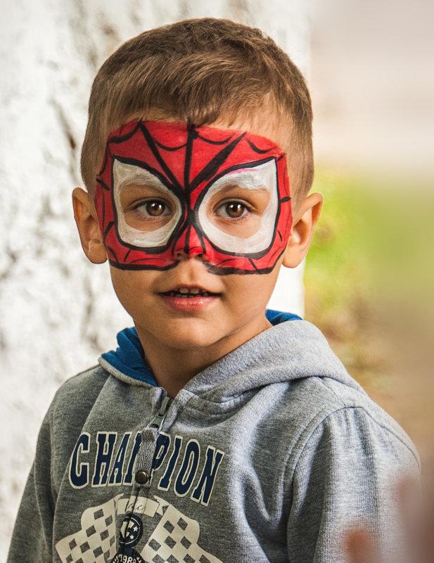 Человек-паук :)) - Ксю:))