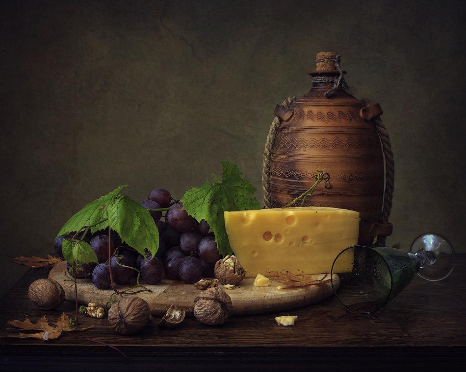 Про сыр, виноград и вино - Ирина Приходько