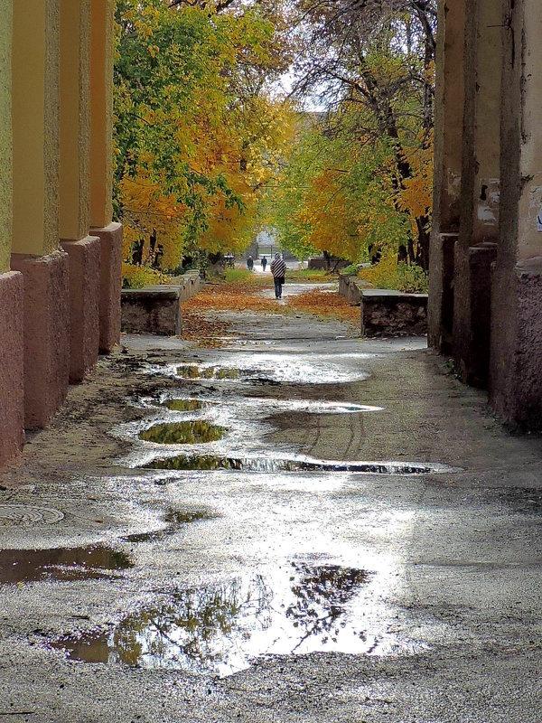 Осень - Александр Поздеев