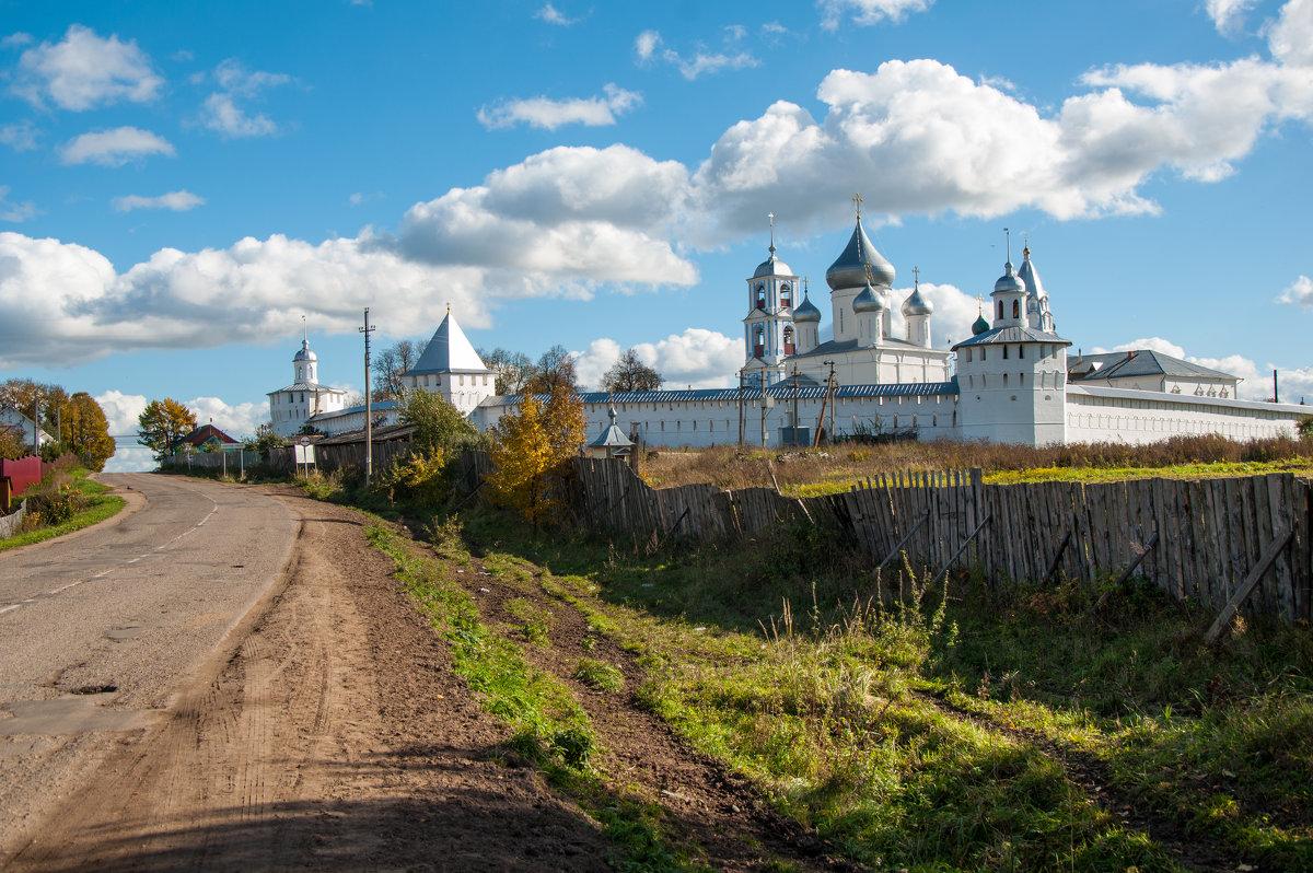 Никитский монастырь в Переславле-Залесском - Alexander Petrukhin