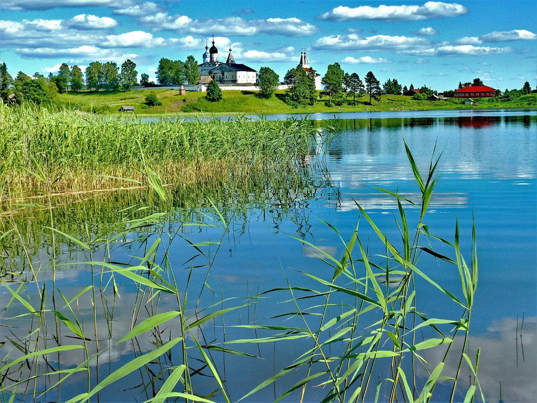 На Ферапонтовском озере - Валерий Талашов