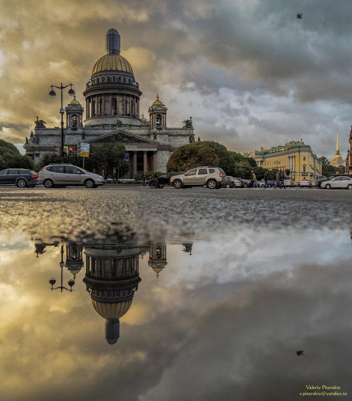 «Зеркальный» этюд - Valeriy Piterskiy