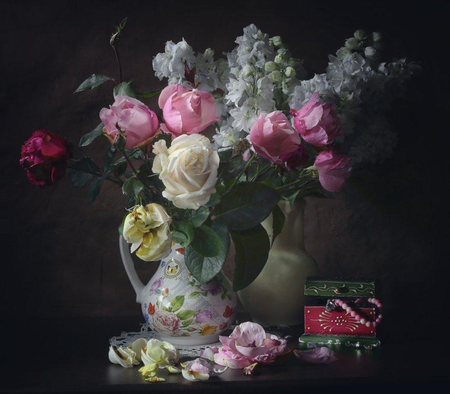 Розовые облака. - Svetlana Sneg