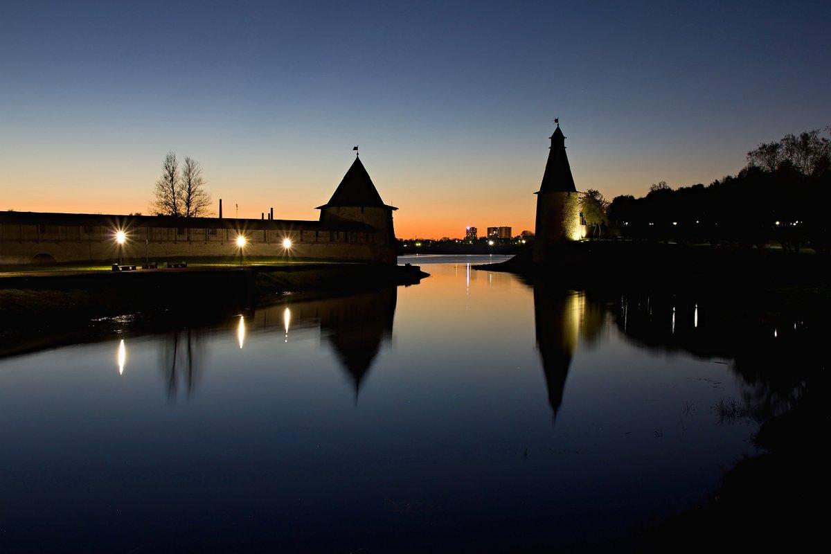 Вечерний пейзаж - Константин