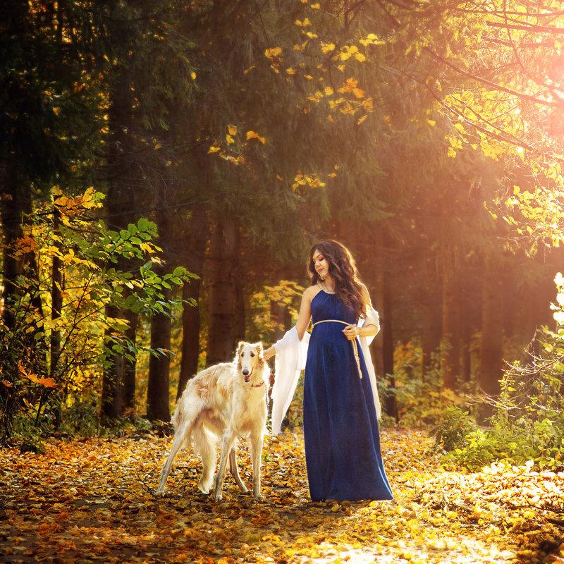 Осень - Наталья Петрова