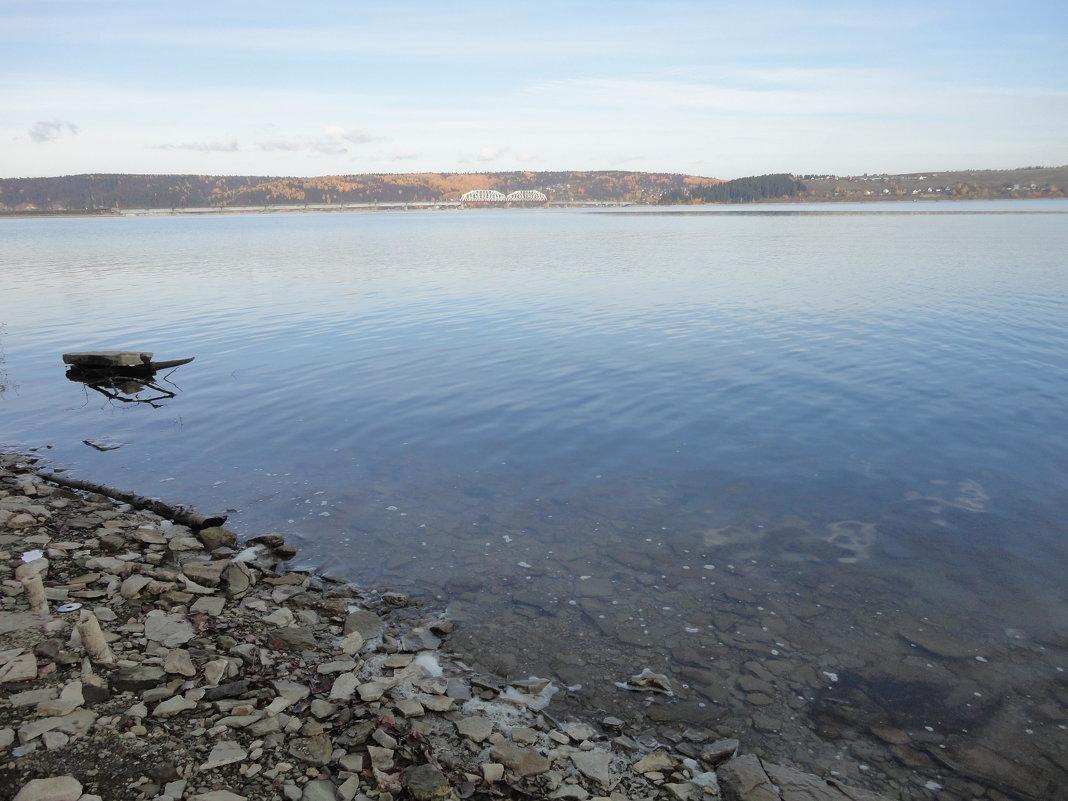 река Сылва - Валерий Конев