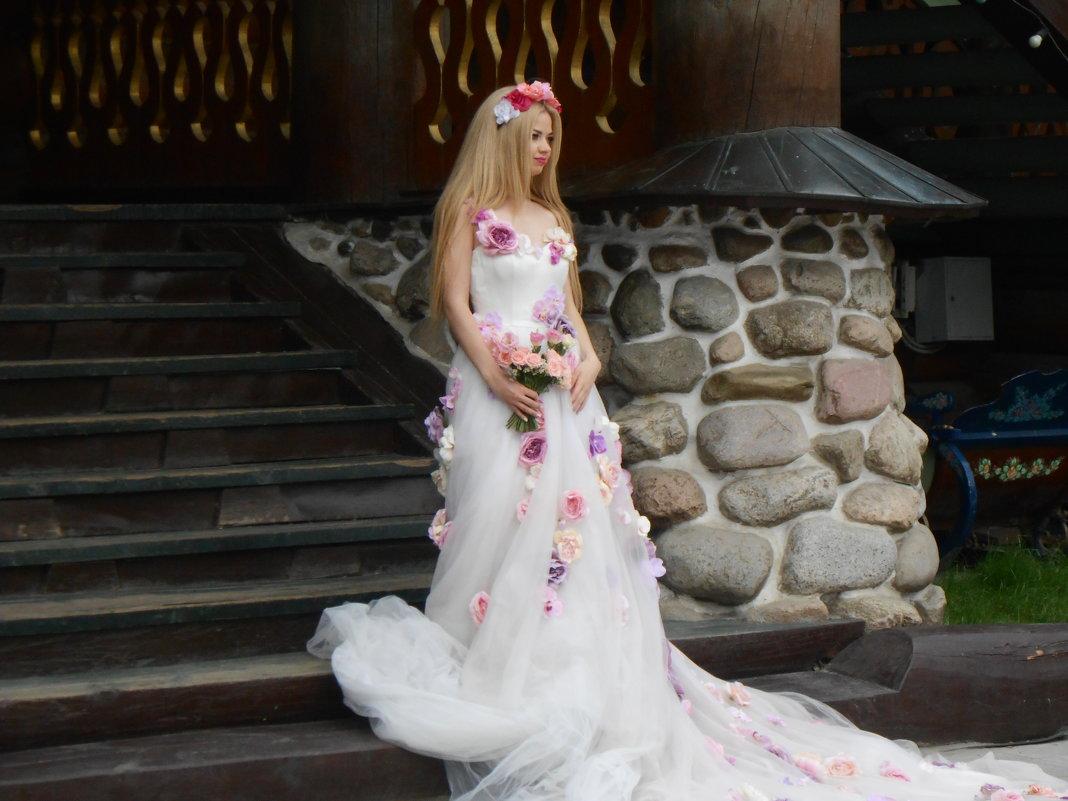 невеста - МИЛА Иванова