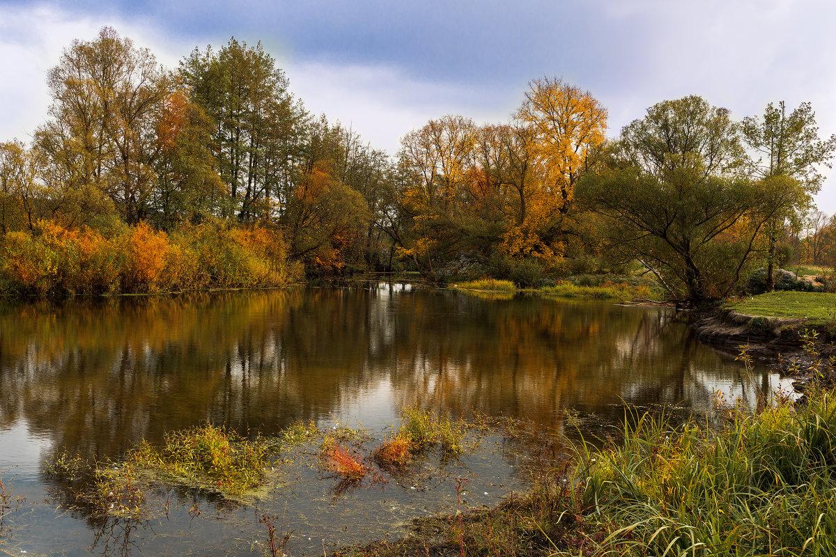 Осень на Цне - Сергей Степанов